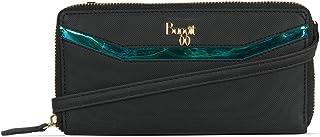 Baggit Women's Ziparound Wallet (Black)