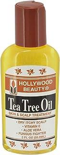 Hollywood Beauty Tea Tree Oil Skin & Scalp Treatment, 2 oz (Pack of 3)
