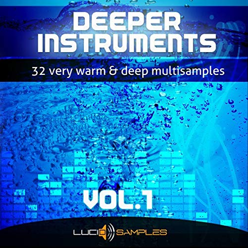 Deeper Instruments Vol. 1 - Nord Lead 3 Multi Samples | SXT Patches | DVD non Box