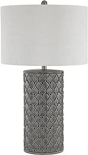 Elk Lighting D3063 Grey Glaze Table Lamp
