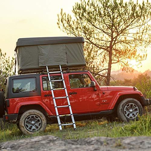 Xiaolizi Export nach Europa und Amerika ABS Hardtop Auto wasserdichte Sonnencreme hydraulisches halbautomatisches Zeltdach für Outdoor2-3 Personen