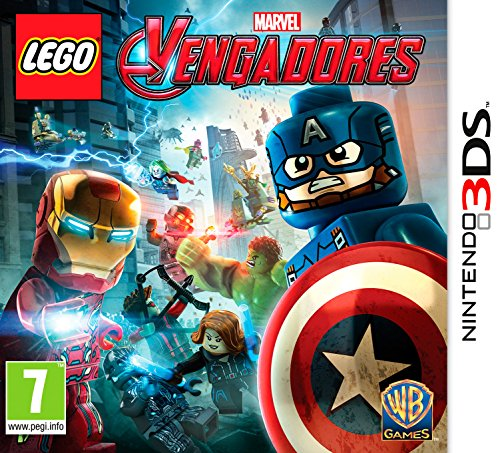 LEGO Vengadores - Edición Estándar - Nintendo 3DS