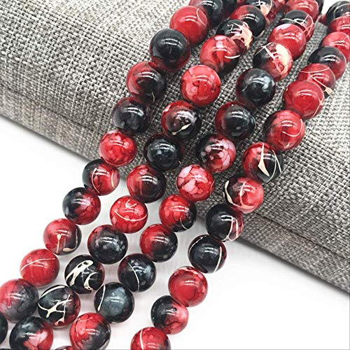 38 Alloy Tibetan Silver Large Hole Spacer Loose Beads Charms For À faire soi-même Perles