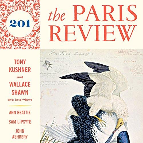 The Paris Review No. 201, Summer 2012 cover art