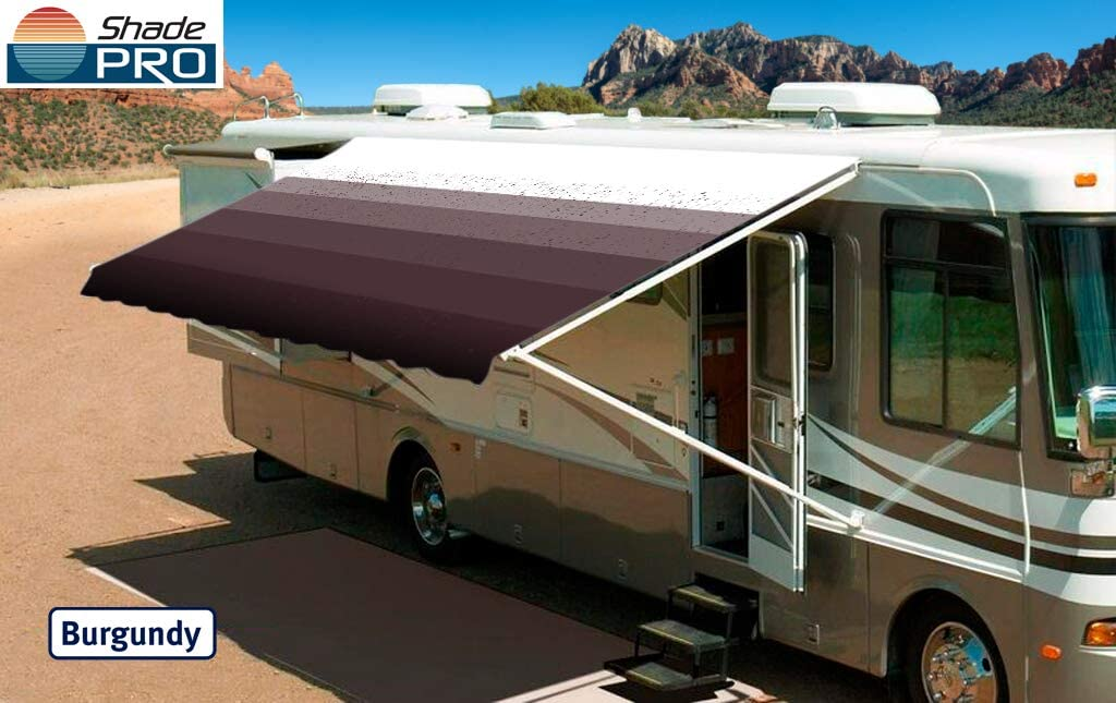 INNOVA RV Vinyl Awning Replacement Fabric 21' Sales results No. Ranking TOP3 1 Burgundy -