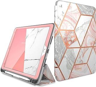 i-Blason fodral för iPad Air 3 10,5 tum 2019 [Cosmo] fullkropp trippel med inbyggt skärmskydd skyddande tredelat stående s...