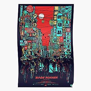 Show Blade Tv 2049 Runner Most Relevant Ford Moviemovies Regalo para la decoración del hogar Wall Art Print Poster 11.7 x 16.5 inch