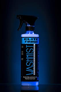 WashMist Waterless Car Wash - Evolutionary Hydrophobic Polymer Technology - Eco-Friendly - Fast and Easy to use; Clean and Shine, virtually Anywhere, Anytime!