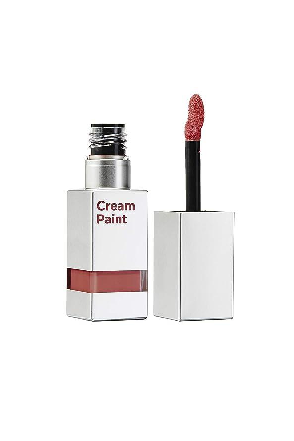 反発するスナッチ四面体ムーンショット(moonshot) ブラックピンク クリームペイントライトフィットリップ MLBBリップ マットリップ リップスティック Moonshot Cream Paint Lightfit M118 レッドメロウ Red Mellow