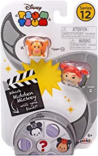 Tsum Tsum Disney Series 12 - Tigger/Darla/Hidden Mickey
