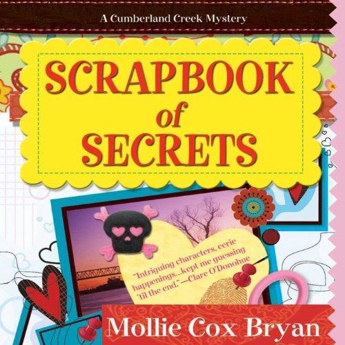 Scrapbook of Secrets cover art