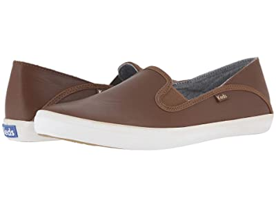 Keds Crashback Leather (Cognac Brown) Women