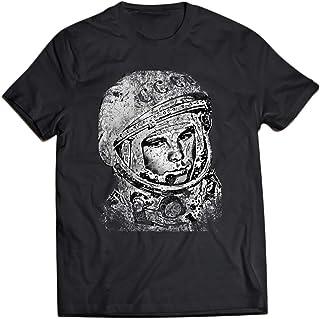 Cosmonaut Yuri Gagarin First Man in Space Shirt