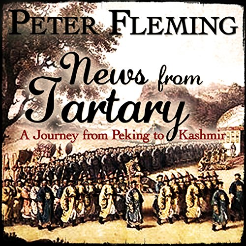News from Tartary audiobook cover art