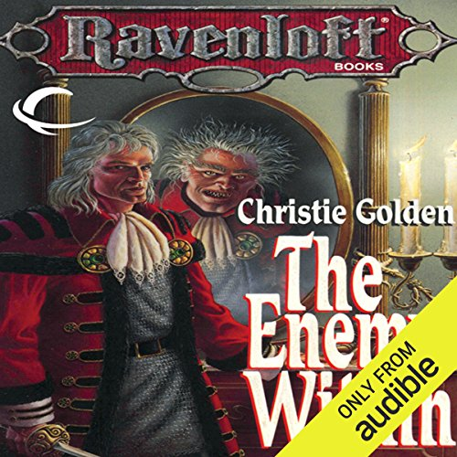 The Enemy Within audiobook cover art