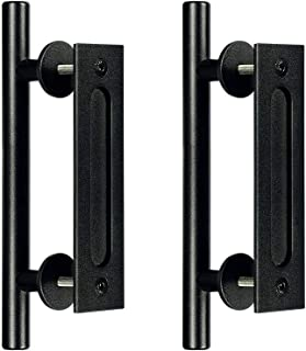 Best flush sliding door handle Reviews