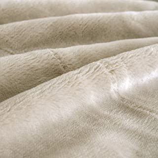 西川 東京西川 西川産業 アクリルニューマイヤー 毛布 毛羽部分アクリル100% MA8252 クルミネン 48350 グレージュ[SI]0244 セミダブル