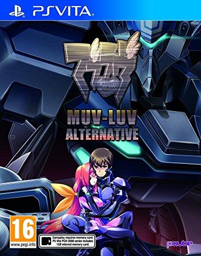 Muv-Luv Alternative (PlayStation Vita) [Importación inglesa]