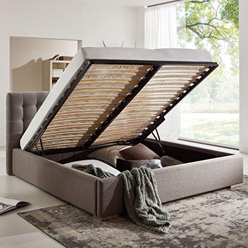 ESCOBA GMBH -  Bett mit Bettkasten