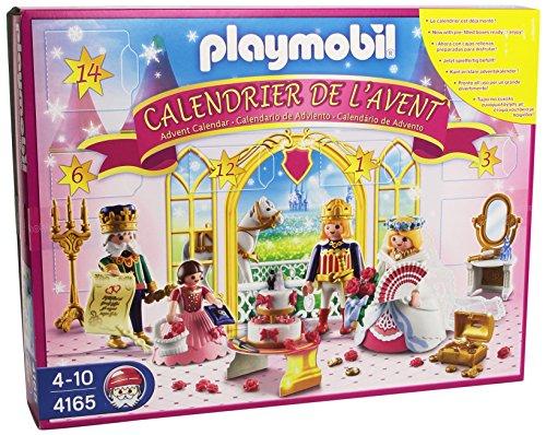 PLAYMOBIL - Calendario de Navidad Boda de la Princesa (4165)