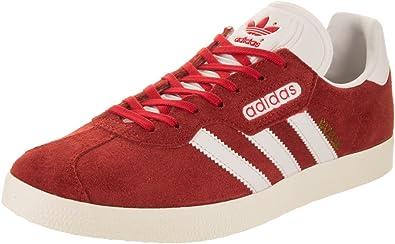 adidas BB5242 Men Gazelle Super RED Gold