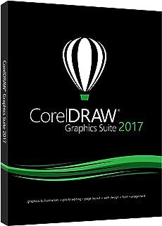 COREL CORPORATION CDGS2017EFDP CorelDRAW Graphics Suite 2017