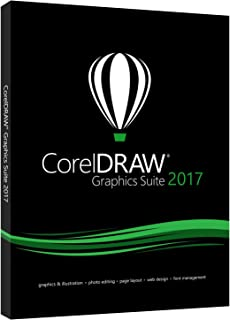 COREL CORPORATION CDGS2017EFDP CorelDRAW Graphics Suite 2017