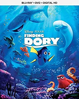 finding dory hd