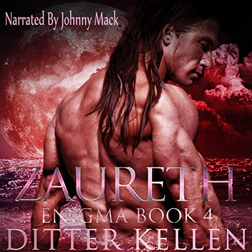 Zaureth audiobook cover art