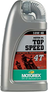 Motorex Top Speed 4T Oil - 10W40 - 1L. 171-434-100
