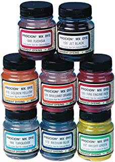 Jacquard Cold Water Dye, 2/3 oz, Asst. Colors (Set of 8) (Тhrее Расk)