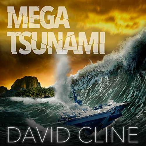 Mega-Tsunami: A Nick Wood Adventure audiobook cover art