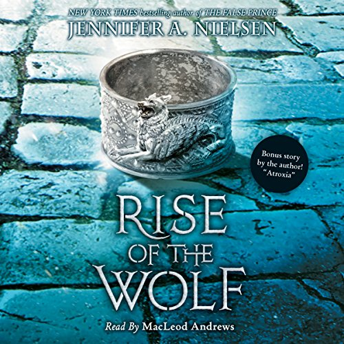 Rise of the Wolf: Mark of the Thief, Book 2