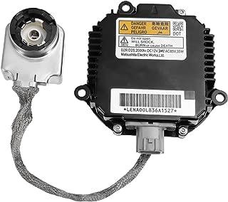 Xenon HID Ballast for Infiniti EX35 EX37 JX35 QX56 FX35 FX37 FX45 FX50 QX70 M35 M37 M45 M56 G35 G37 Nissan Maxima Murano 350Z 370Z Altima GT-R Rogue Control Unit Module kit 28474-89904
