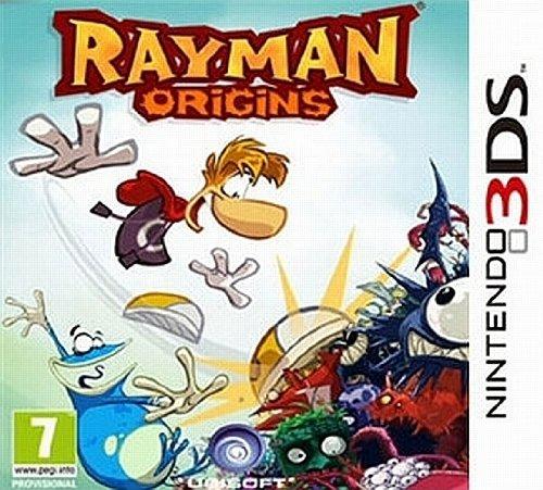 GIOCO 3DS RAYMAN ORIGINS
