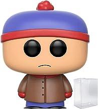 Funko Pop! Animation: South Park - Stan Vinyl Figure (Includes Pop Box Protector Case)