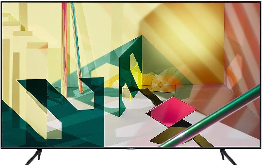 Samsung qled 4k ultra hd smart tv 85 pollici tv wi-fi 3840 x 2160 pixel 2020 GQ85Q70TGTXZG