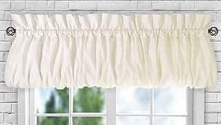 Best pouf valance curtains Reviews