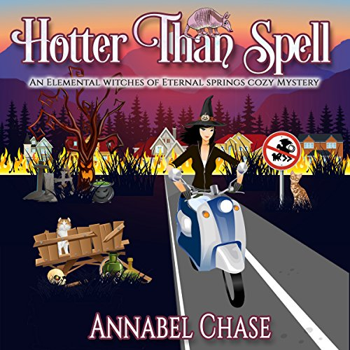 Hotter Than Spell  By  cover art