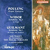 Organ Concerto / Symphony 1 (1994-07-26)