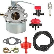 mdairc Carburetor Carb for Tecumseh 640086 640086A 632641 632552 3HP 2-Cycle Engine