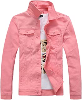 eb6a6c02c73 Amazon.com  Pinks - Lightweight Jackets   Jackets   Coats  Clothing ...