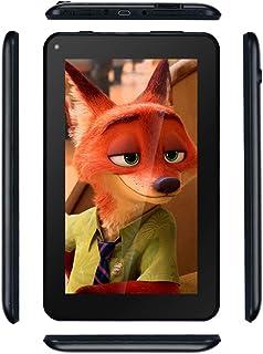 Haehne 7 Pollici Tablet PC - Google Android 6.0 Quad Core, 1GB RAM 16GB ROM, Doppia Fotocamera 2.0MP+0.3MP, 1024 x 600 Sch...