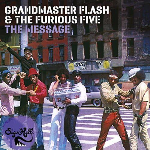 Grandmaster Flash & The Furious Five