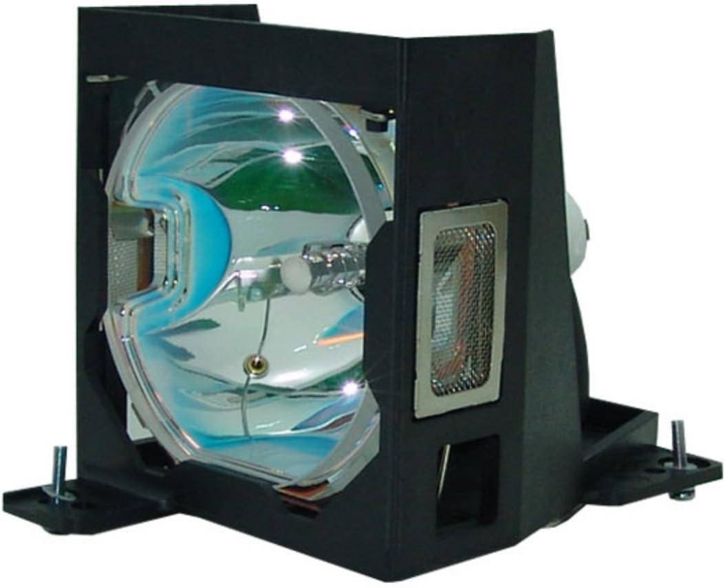 Premium ET-LAL6500W / ET-LAL6510W Projection Lamp With Housing For Panasonic Projector PT-L6500, PT-L6500E, PT-L6500EL, PT-L6500U, PT-L6500UL, PT-L6510, PT-L6510U, PT-L6510UL PT-L6600, PT-L6600E, PT-L6600EL, PT-L6600U, PT-L6600UL - 180 Days Warranty by Ge