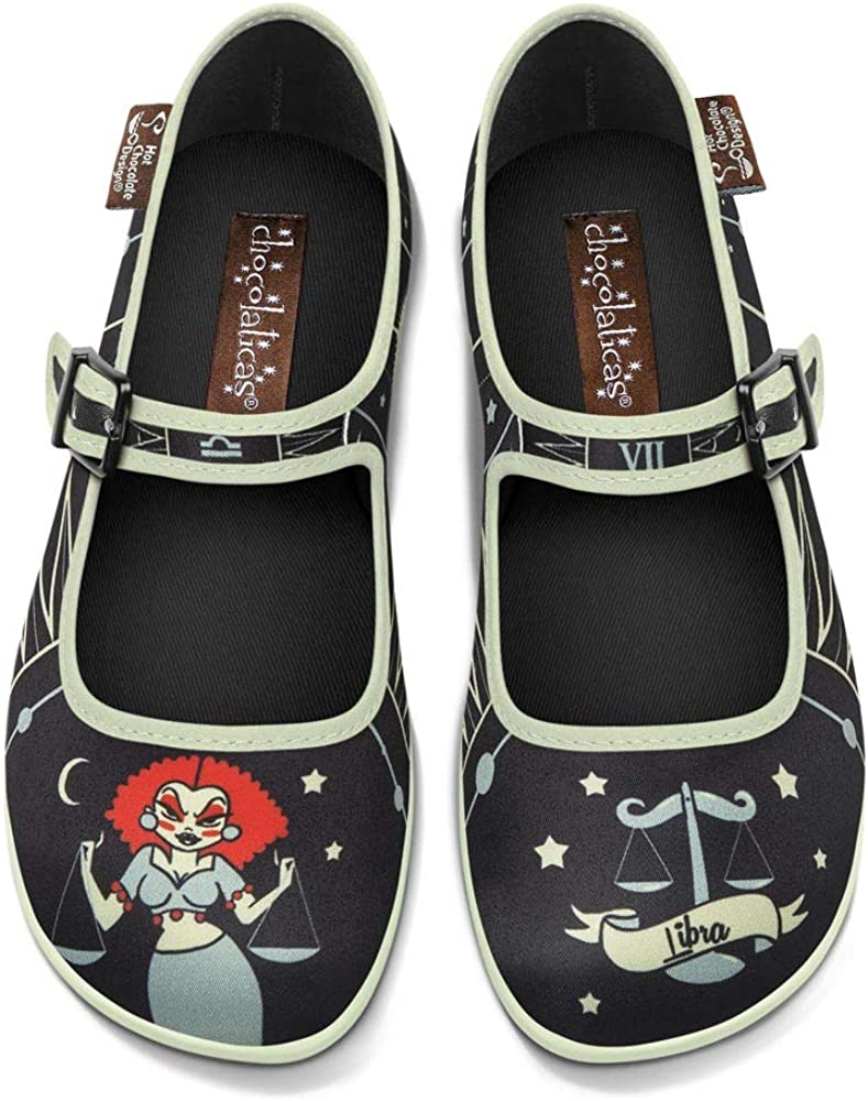 Max 73% OFF Hot Chocolate Max 63% OFF Design Chocolaticas Funky Jane Mary Canvas Women's