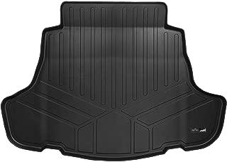 MAXLINER All Weather Cargo Liner Floor Mat Black for 2018 Toyota Camry (All Models Including Hybrid)