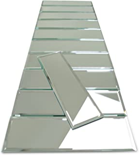 Best mirrored subway tile home depot peel and stick Reviews