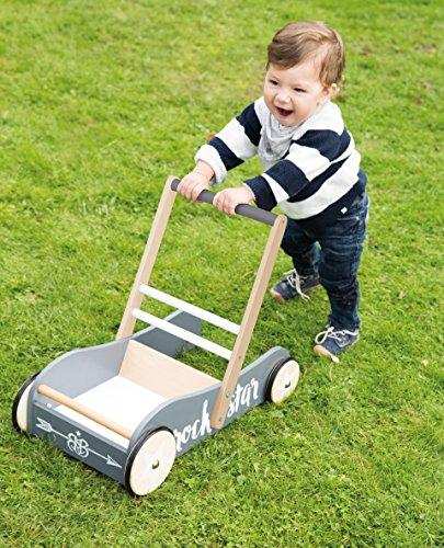 roba Lauflernwagen 'Rock Star Baby 3', mit Bremse, als Puppenwagen nutzbar - 4