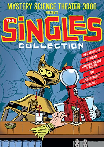 Mystery Science Theater 3000 Presents: The Singles Collection [DVD]